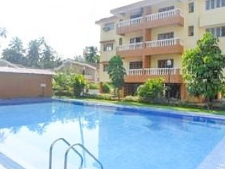 2BHK contemporary stay with a pool, ideal for leisure travellers