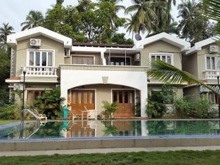 Spacious 4-bedroom pool villa
