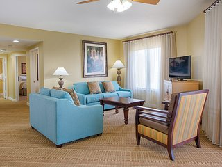 Wyndham Bonnet Creek 2 Bedroom Deluxe - Sleeps up to 8 Disney World