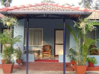 Dorm-style accommodation for six, close to Madikeri Town Hall