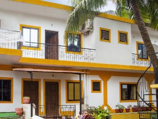 Homely & capacious accommodation, 800 m from Baga beach
