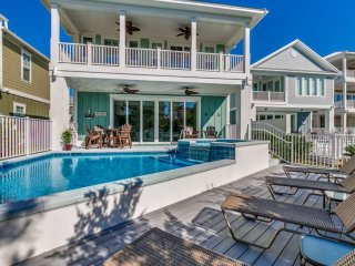 NEW! N Beach Plantation SWASH HOUSE 4BR 4.5BA~Private Pool,2.5 Acres Pools~Salt