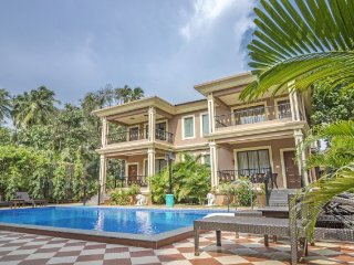 Luxurious 3BHK pool villa, 450 m from Candolim beach