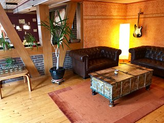Ruhige XXL Wohnung für Genießer am Aromamuseum
