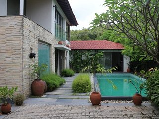 3BHK premium pool villa with stargazing deck
