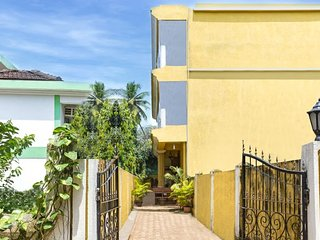 Spacious room for three, 1 km from Calangute beach