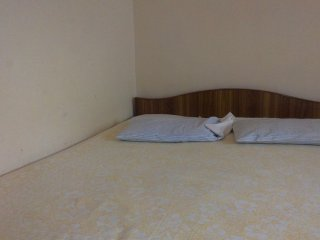 Homely 1 BHK apartment for backpackers, 450 m from Candolim beach