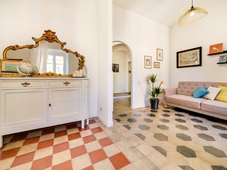 Lovely renovated flat/4guests/exclusive location!