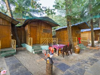 Restful space for backpackers, 1.3 km from Arambol beach