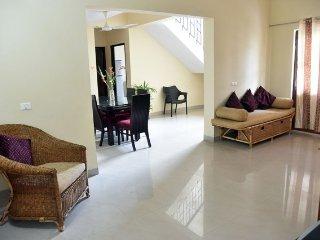 Capacious apartment ideal for a family, close to Varca Beach
