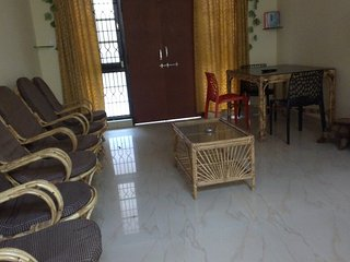 Homely 3-BR apartment, ideal for a group getaway
