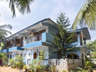 Peaceful 1-BR accommodation, 850 m from Candolim beach