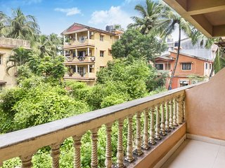 Homely 2 BHK for families, in proximity to Calangute beach