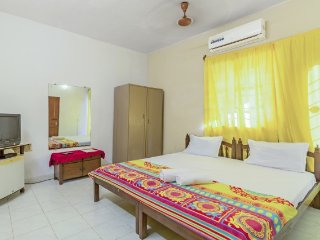 Homely hideaway, 1 km from Calangute Beach
