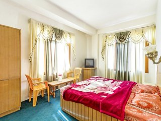 Well-appointed stay for 3, ideal for backpackers