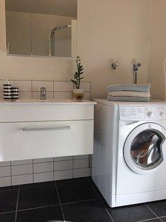 Combo washing machine/dryer