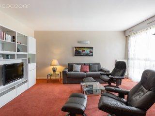 TY MARIE - Grand appartement centre avec parking, Rennes