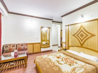 Comfy stay for three, 400 m from Mall Road