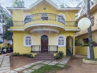 Capacious stay for backpackers, 1.7 km from Calangute beach