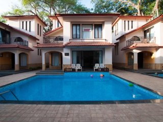 A homely 3-bedroom villa a short walk from Calangute beach