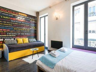 'L'ENDROIT' - Studio centre ville Saxe Gambetta