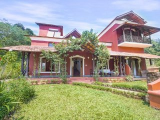 Pleasant 1-bedroom homestay, 3.6 km from Candolim beach