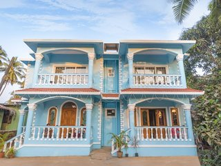 An ideal stopover for backpackers, near Calangute Beach