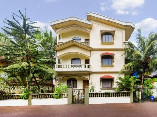 1-BR relaxing abode, 1 km from Candolim beach