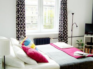 Studio Apartment WALOWA, Warschau