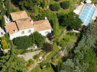 Provence Family Villa with Pool in Flayosc