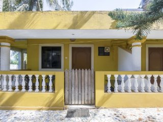 Pet-friendly vibrant stay, close to Anjuna beach
