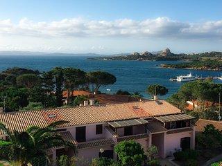 Costa Smeralda - Appartamento a Baia Sardinia con vista su Arcipelago Maddalena