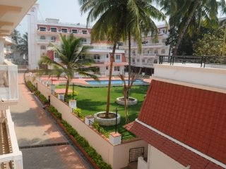 Homely abode ideal for backpackers & solo travellers, 1 km from Colva beach