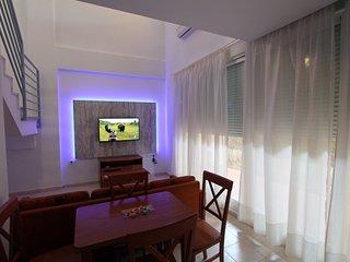 Duplex planta baja a 100 m de la playa de los Caños 3 dormitorios (DPLX2_3D)