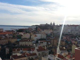 Lisbon Balcony PentHouse