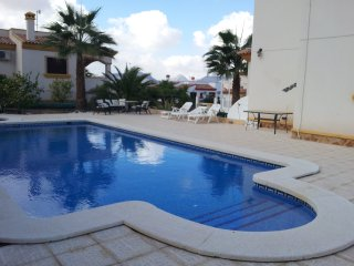 Beautiful villa with private Pool , Jacuzzi & Garden