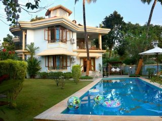 Beautiful 3-bedroom villa, with a private pool