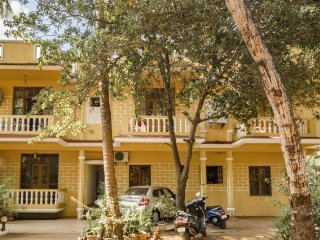 A restful accommodation, 100 m from Calangute beach