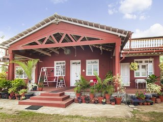 Eco-friendly holiday home, 1.5 km from Madikeri Fort
