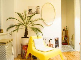 cozy photographers studio