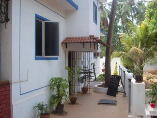 Elegant stay for a group of friends, close to Baga beach