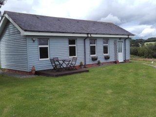 Clwydian Lodge