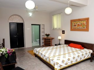 Comfortable accommodation of 1-BR, surrounded by Aravlis