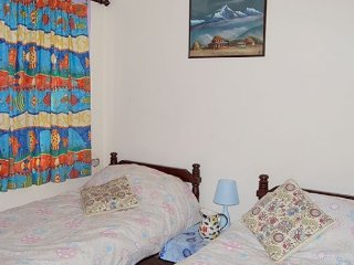 Homely accommodation ideal for a family getaway
