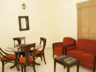 Blissful retreat for a family, stone's throw from Calangute beach