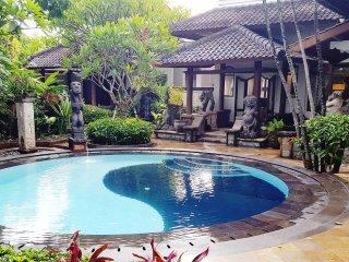 6br Villa in best location in Kuta-Legian