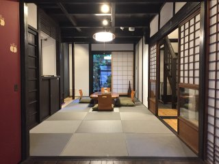 Comfortable & great 130Years Old Japanese house !!