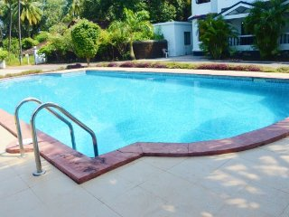 Homely 3-BR villa with an azure pool