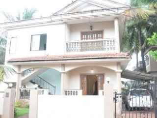 Tranquil 2 BHK villa, close to Mae De Deus Church