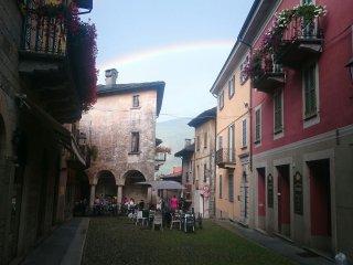 3-Zi-Wohnung mitten in Cannobio